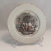 1977 Avon Currier & Ives Award Plate