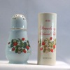 1979 Avon Strawberry Porcelain Sugar Shaker