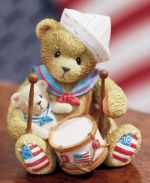 2001 Cherished Teddies� Gregory