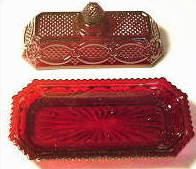 SO-Avon Cape Cod Butter Dish