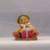 1998 Cherished Teddies- Margy - Holiday Joy- Christmas Figurine