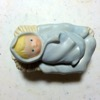 SO-1986 Avon Baby Jesus -Heavenly Blessings Nativity Collection