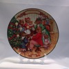 1989 Avon Christmas Plate-with Original Box