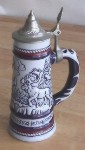 SO-1976 Avon Wildlife Stein w/Box