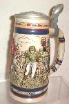 SO-1983 Avon Football Stein