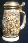 SO-1987 Avon Gold Rush Stein
