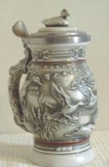 SO-1988 Avon Ducks of the American Wilderness Stein