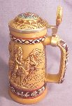 SO-1988 Avon Indians of the American Frontier Stein w/box
