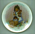 SO-1988 Avon Christmas Plate