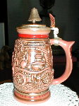 SO-1989 Avon Tribute To The Firefighters Stein