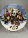 SO-1991 Avon Christmas Plate