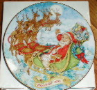 SO-1993 Avon Christmas Plate