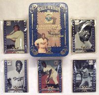 SO-1996 Jackie Robinson Metal Collector Card Set