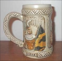 1997 Great Kings Mini Stein