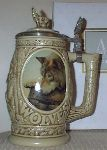 SO-1997 Avon North American Wolf Stein
