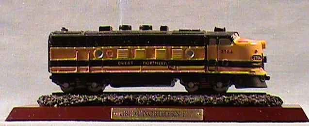 1999 Avon Train - Great Northern F-7