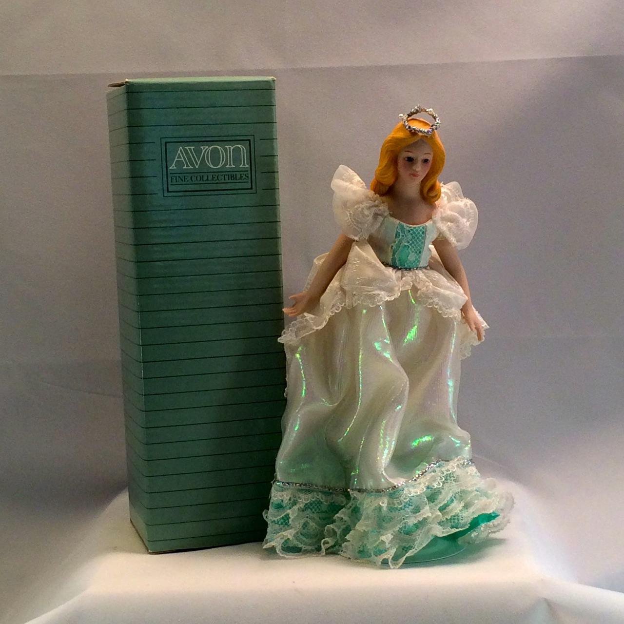 1989 Avon Fairy Princess Doll