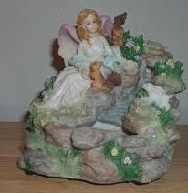 2001 Avon Angel Fountain