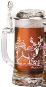 SO-2002 Avon Wildlife Tankard