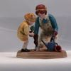 SO-1986 Avon Figurine Helping Mom-Jessie Wilcox Smith
