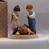 SO-1986 Avon Figurine Giving Thanks by Jessie Wilcox Smith