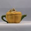 1996 Squash TeaPot-Avon Seasons Harvest
