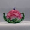 1995 Avon Tea Pot - Peony - Seasons Treasures