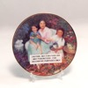 2001 Avon Mothers Day Plate-Hispanic