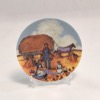 The Midwest-Avon American Portraits Plate by Don Sheffler