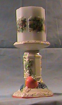 Avon Sweet Country Harvest Candleholder