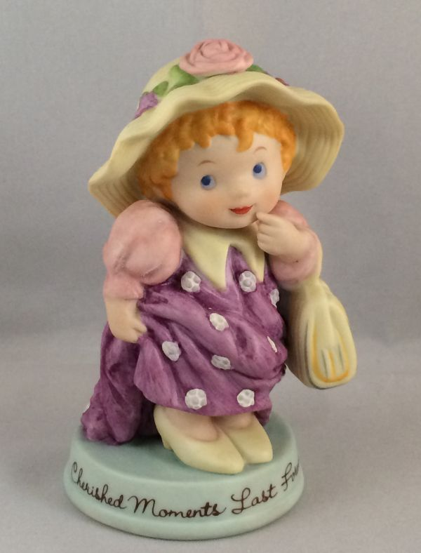 1983 Avon Cherished Moments Last Forever figurine (matches 1981