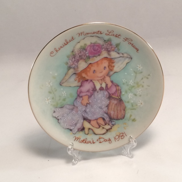 SO-1981 Avon Mothers Day Plate