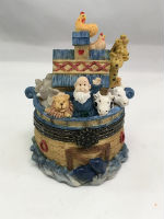 SO-1999 Avon Noah's Ark Treasure Box