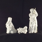 1981 Avon Nativity Holy Family Figurines-154-1