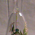 1986 Avon 24% Lead Crystal Bell