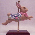1996Carousel Rabbit