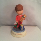 Avon Christmas Wishes Figurine